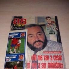 Coleccionismo deportivo: ANTIGUA REVISTA AS, Nº 285 - JULIO 1991. Lote 135468786