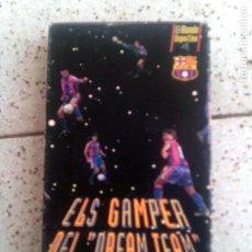 Coleccionismo deportivo: VIDEO DEL MUNDO DEPORTIVO ELS GAMPER DEL DREAM TEAM. Lote 135519374