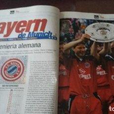 Coleccionismo deportivo: LOS CAMPEONES DE EUROPA. DIARIO MARCA 1999. Lote 135542086