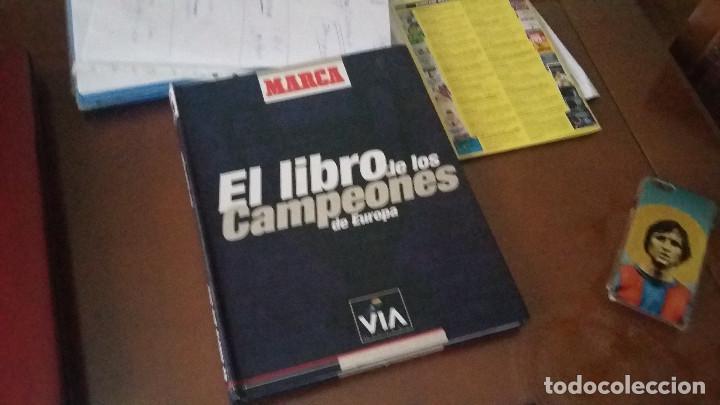 Coleccionismo deportivo: LOS CAMPEONES DE EUROPA. DIARIO MARCA 1999 - Foto 3 - 135542086