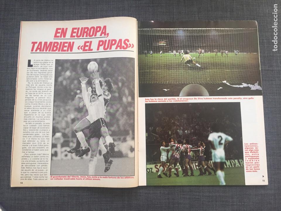 Coleccionismo deportivo: Don balón 578 - Lineker - Copas Europeas - Atlético - River Plate - Athletic - Foto 3 - 135571351