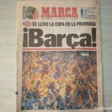 Coleccionismo deportivo: FINAL COPA REY 1997 BARÇA 3- BETIS 2. Lote 135571450