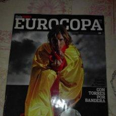 Coleccionismo deportivo: GUIA MARCA EUROCOPA 2008. Lote 135601342