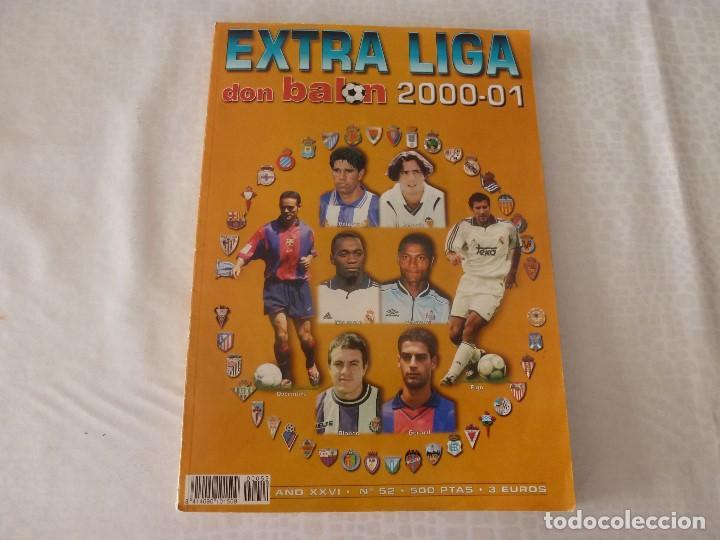 (ABJ)DON BALON-EXTRA LIGA 2000-2001 (Coleccionismo Deportivo - Revistas y Periódicos - Don Balón)