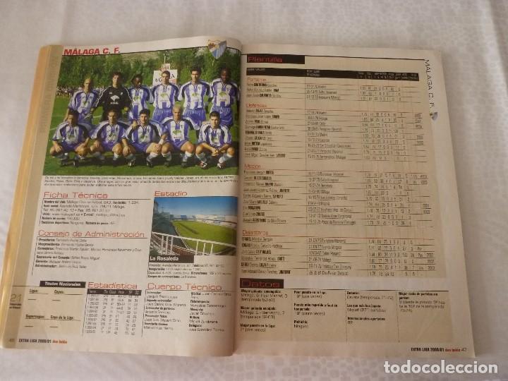 Coleccionismo deportivo: (ABJ)DON BALON-EXTRA LIGA 2000-2001 - Foto 2 - 140739492