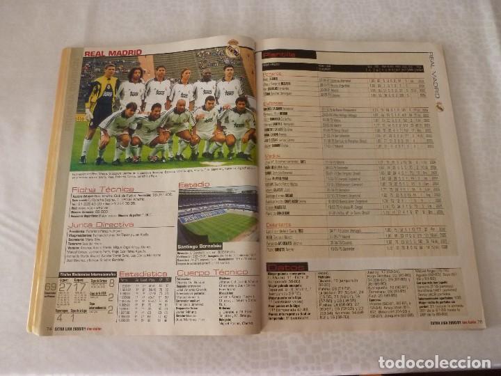 Coleccionismo deportivo: (ABJ)DON BALON-EXTRA LIGA 2000-2001 - Foto 3 - 140739492