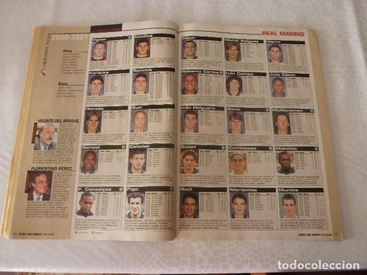 Coleccionismo deportivo: (ABJ)DON BALON-EXTRA LIGA 2000-2001 - Foto 4 - 140739492