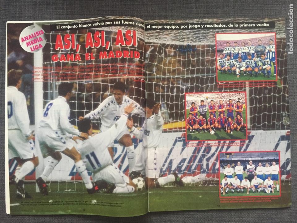 Coleccionismo deportivo: Don balón 1008 - póster Tenerife - Real Madrid - Alfonso - Dumitrscu Sevilla - Cruyff - Osasuna - Foto 2 - 135816081