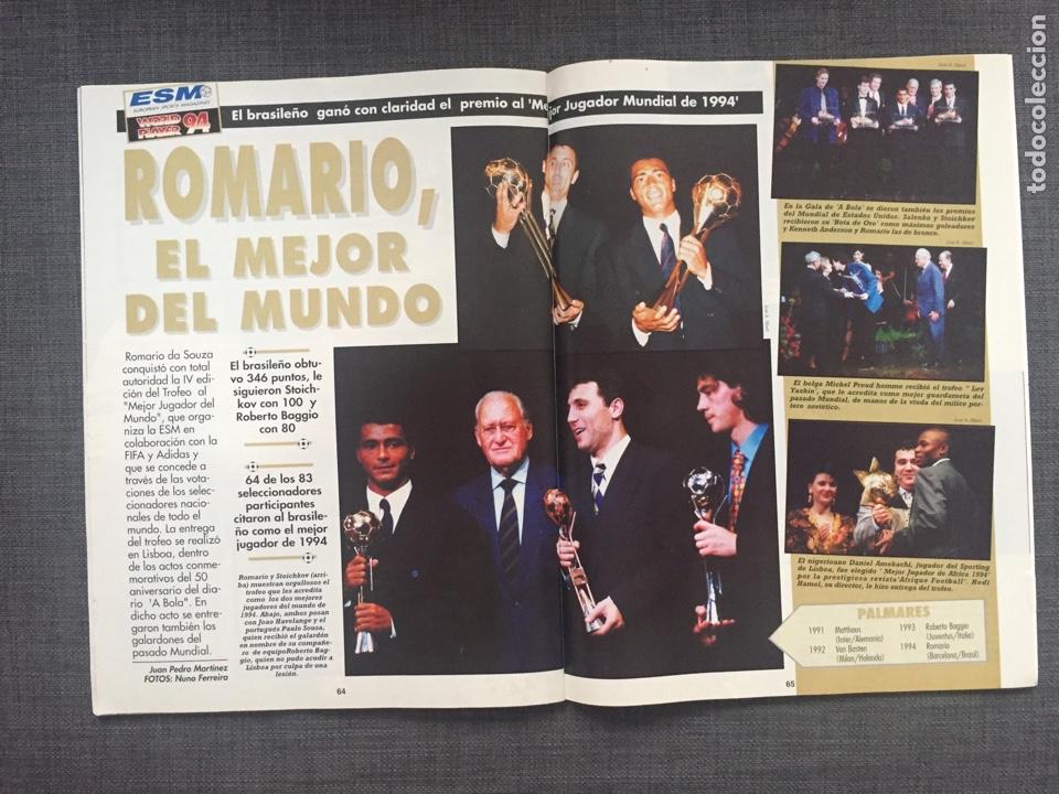 Coleccionismo deportivo: Don balón 1008 - póster Tenerife - Real Madrid - Alfonso - Dumitrscu Sevilla - Cruyff - Osasuna - Foto 6 - 135816081