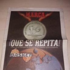 Coleccionismo deportivo: ANTIGUO PERIÓDICO MARCA - EUROBASKET 1997. Lote 136158136