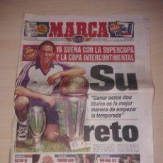 Coleccionismo deportivo: ANTIGUO PERIÓDICO MARCA - 1998 - FERNANDO REDONDO. Lote 136159209