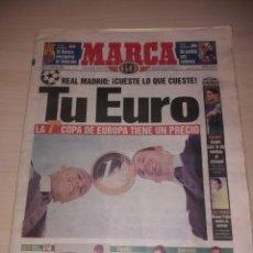 Coleccionismo deportivo: ANTIGUO PERIÓDICO MARCA - 1998 - CHAMPIONS. Lote 136159418