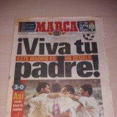 Coleccionismo deportivo: ANTIGUO PERIÓDICO MARCA - 1998 - REAL MADRID - CHAMPIONS. Lote 136159597