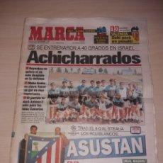 Coleccionismo deportivo: ANTIGUO PERIÓDICO MARCA - 1996 - CD TENERIFE EN SU ÉPOCA UEFA. Lote 136162297