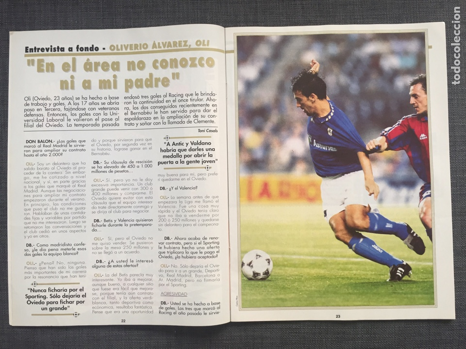 Coleccionismo deportivo: Don balón 1043 - Betis - Póster Buyo - Oli Oviedo - Rambo Petkovic - N'Kono - as marca sport album - Foto 3 - 136248358
