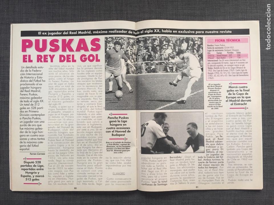 Coleccionismo deportivo: Don balón 1047 - Póster Alfonso Betis - Ivan De la Peña - Suker Sevilla - Puskas - Copas Europeas - Foto 5 - 136249989