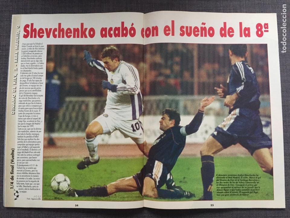 Coleccionismo deportivo: Don balón 1223 - Póster Salamanca - Rivaldo - Cañizares - Atlético - Betis - Copas Europeas - Foto 6 - 136284320