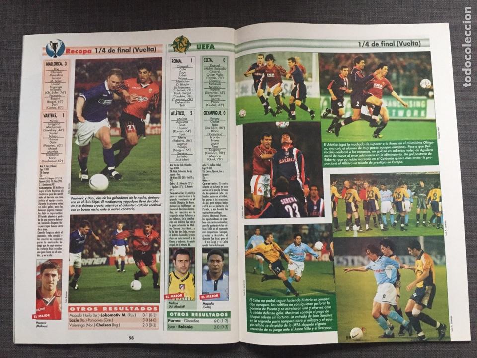Coleccionismo deportivo: Don balón 1223 - Póster Salamanca - Rivaldo - Cañizares - Atlético - Betis - Copas Europeas - Foto 7 - 136284320