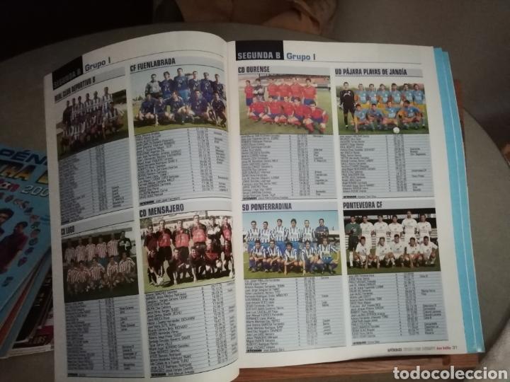 Coleccionismo deportivo: Don balon Apéndice Extra liga 2000 2001 - Foto 3 - 136393301