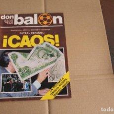 Coleccionismo deportivo: DON BALÓN Nº 224. Lote 136478646
