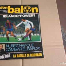 Collezionismo sportivo: DON BALÓN Nº 113. Lote 136479010