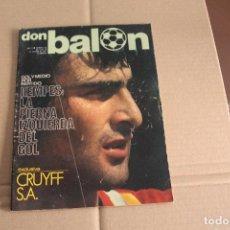 Collezionismo sportivo: DON BALÓN Nº 105. Lote 136479438