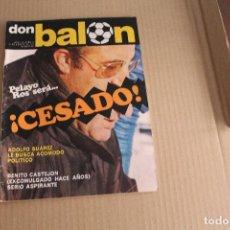 Collezionismo sportivo: DON BALÓN Nº 48. Lote 136499030