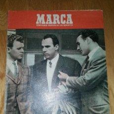 Coleccionismo deportivo: MARCA Nª 553 - 07 - 06 - 1953. ESPAÑA 1 - ARGENTINA 0. Lote 136552054