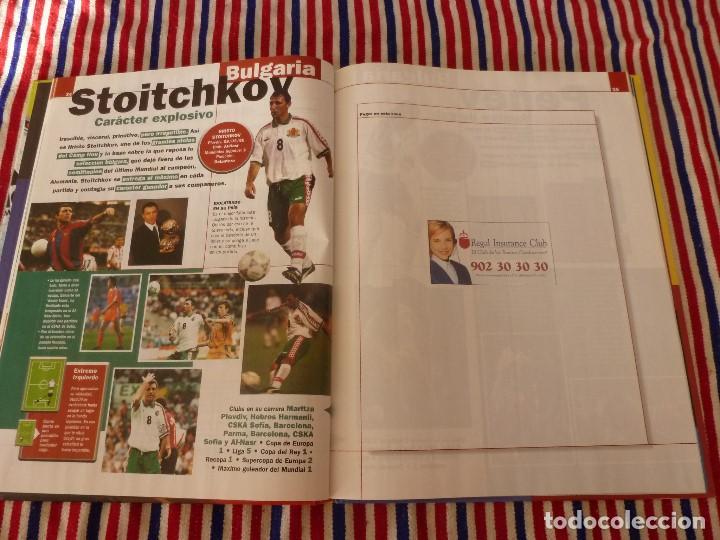 Coleccionismo deportivo: (ABJ)LIBRO FUTBOL-LAS ESTRELLAS DEL MUNDIAL 98-MUNDO DEPORTIVO - Foto 7 - 136554990