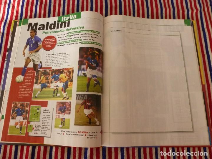 Coleccionismo deportivo: (ABJ)LIBRO FUTBOL-LAS ESTRELLAS DEL MUNDIAL 98-MUNDO DEPORTIVO - Foto 10 - 136554990
