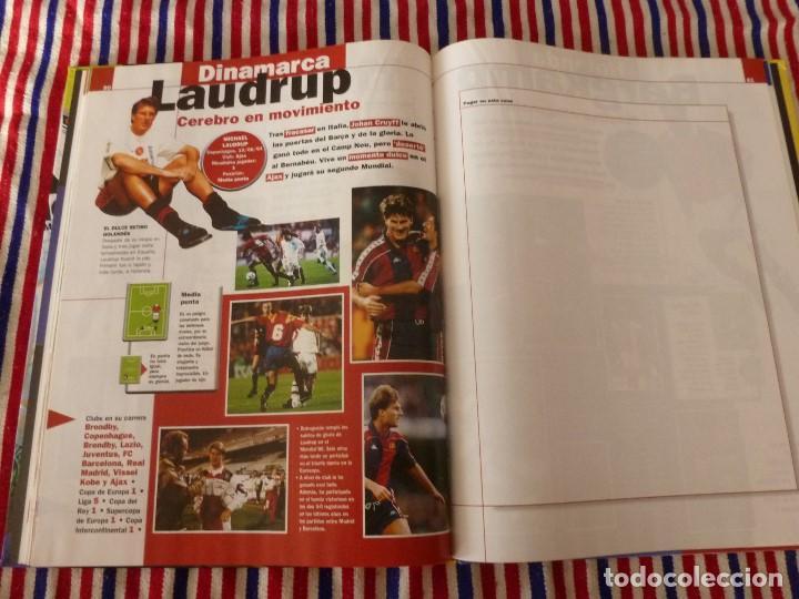 Coleccionismo deportivo: (ABJ)LIBRO FUTBOL-LAS ESTRELLAS DEL MUNDIAL 98-MUNDO DEPORTIVO - Foto 11 - 136554990