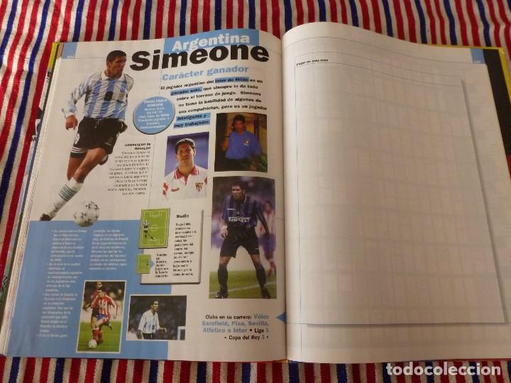 Coleccionismo deportivo: (ABJ)LIBRO FUTBOL-LAS ESTRELLAS DEL MUNDIAL 98-MUNDO DEPORTIVO - Foto 13 - 136554990