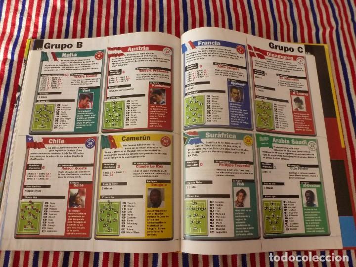 Coleccionismo deportivo: (ABJ)LIBRO FUTBOL-LAS ESTRELLAS DEL MUNDIAL 98-MUNDO DEPORTIVO - Foto 14 - 136554990