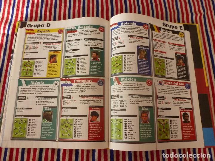 Coleccionismo deportivo: (ABJ)LIBRO FUTBOL-LAS ESTRELLAS DEL MUNDIAL 98-MUNDO DEPORTIVO - Foto 15 - 136554990