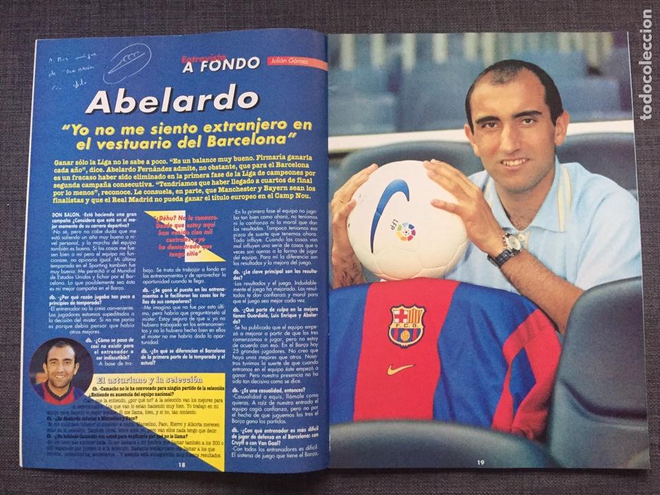 Coleccionismo deportivo: Don balón 1231 - Especial Final Recopa Mallorca - Póster Parma - Abelardo - Final UEFA - Ginola - Foto 2 - 136850121