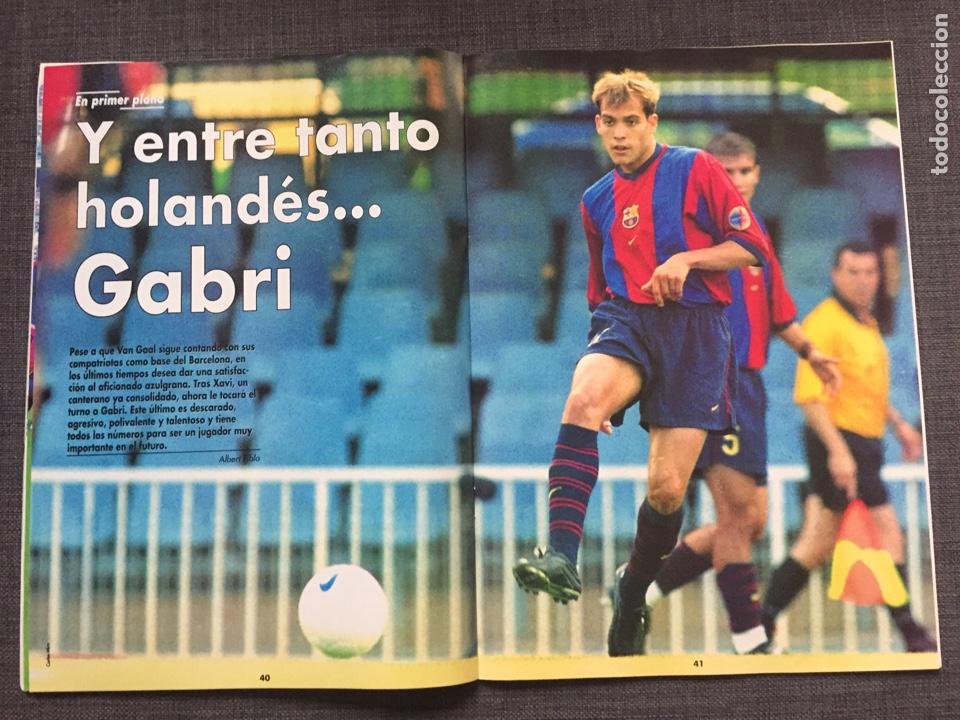 Coleccionismo deportivo: Don balón 1236 - Póster Barça campeón liga - Final copa Atlético vs Valencia - Gabri - Numancia - Foto 6 - 137109402