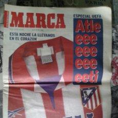 Coleccionismo deportivo: ESPECIAL SEMIFINALES COPA DE LA UEFA. ATLÉTICO DE MADRID-PARMA. ABRIL 1999.. Lote 137121450