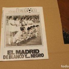 Coleccionismo deportivo: REVISTA DON BALÓN Nº 432, AÑO 1984. Lote 137143862