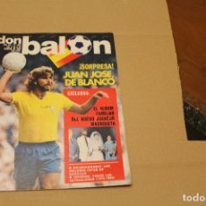 Coleccionismo deportivo: REVISTA DON BALÓN Nº 330, AÑO 1982. Lote 137145558