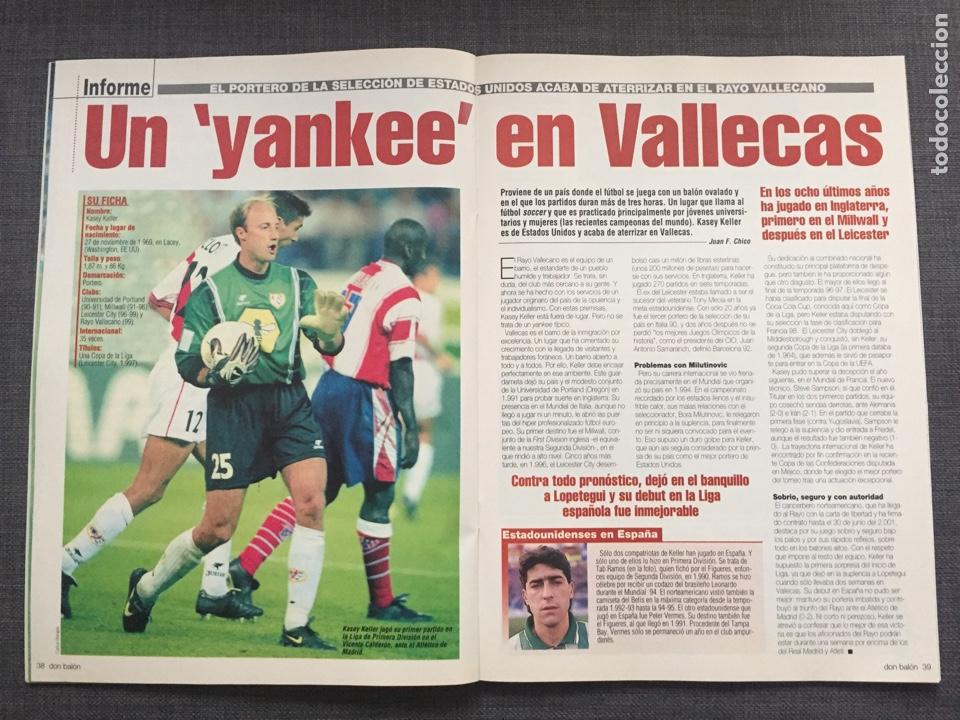 Coleccionismo deportivo: Don balón 1246 - Póster Zaragoza - Celta Vigo - España Juvenil 54 - Keller - Champions - Supercopa E - Foto 5 - 137199210