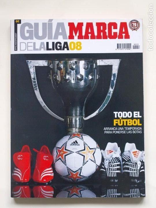 GUÍA MARCA LIGA DE CAMPEONES 2008 - AGOSTO 2007 (Coleccionismo Deportivo - Revistas y Periódicos - Marca)