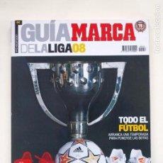 Coleccionismo deportivo: GUÍA MARCA LIGA DE CAMPEONES 2008 - AGOSTO 2007. Lote 137208910