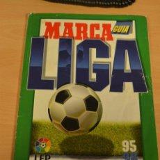 Coleccionismo deportivo: GUIA MARCA 95-96. Lote 137440070