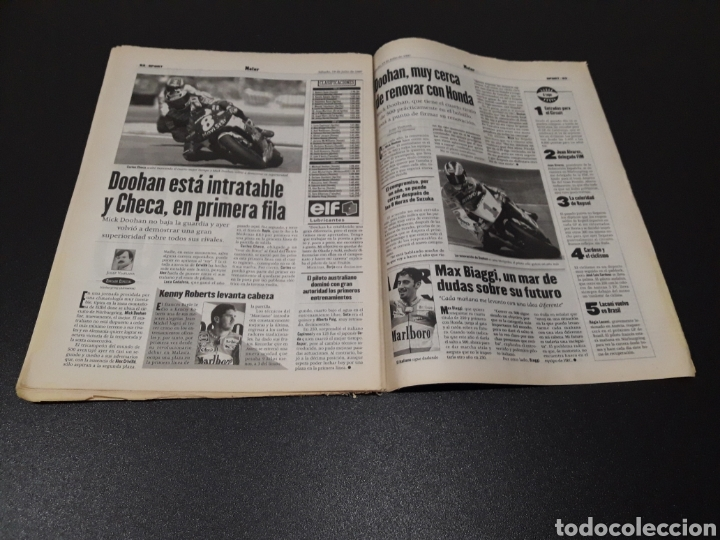 Calendario Max 1997.Sport N 6 365 19 07 1997 Calendario Liga 97 98 Tour Ullricht
