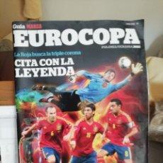 Coleccionismo deportivo: EUROCOPA 2012. POLONIA Y UCRANIA. GUÍA MARCA. Lote 137786352