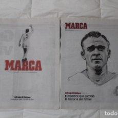 Coleccionismo deportivo: DIARIO MARCA. 08/07/2014. ALFREDO DI STEFANO (INCLUYE EL SUPLEMENTO HOMENAJE A DI STEFANO). Lote 94856840