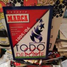 Coleccionismo deportivo - Marca anuario 1995-96 - 138076250