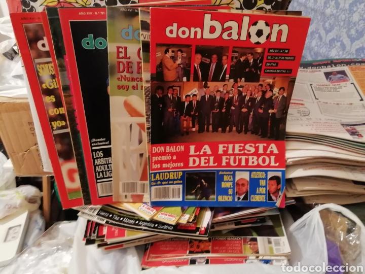 DON BALON 1990. 6 REVISTAS (Coleccionismo Deportivo - Revistas y Periódicos - Don Balón)
