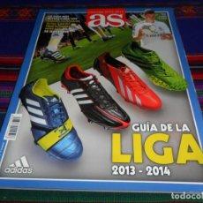 Coleccionismo deportivo: GUÍA LIGA 2013 2014 DIARIO AS. GUÍA DE LA LIGA 2013-2014. COMO NUEVA. RARA.. Lote 138104346
