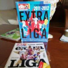 Coleccionismo deportivo: DON BALON EXTRA LIGA 2010 2011. Lote 138559765